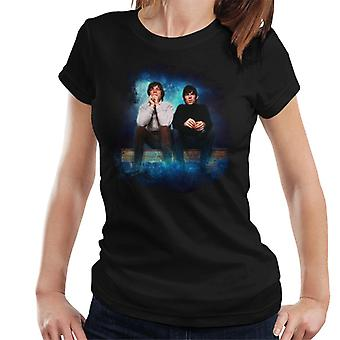 TV Times Mick Jagger And Keith Richards Of The Rolling Stones 1965 Women's T-Shirt