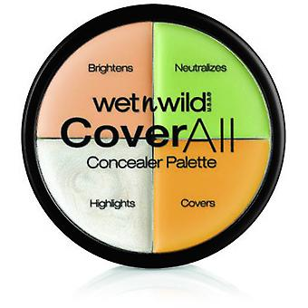 Wet N Wild Photo focus correcting palette (Makeup , Face , Corrector & Concealers)