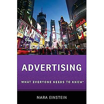 Advertising: What Everyone Needs to Know (R) (What Everyone Needs To Know (R))