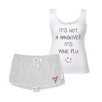 ワイン インフルエンザのパジャマは二日酔いではないです。