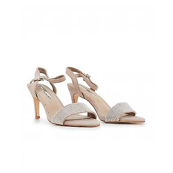 Xti Mid Heel Strappy Sandals