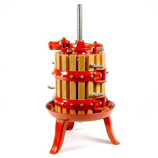 Torchio Wooden Fruit Press - 32 litre