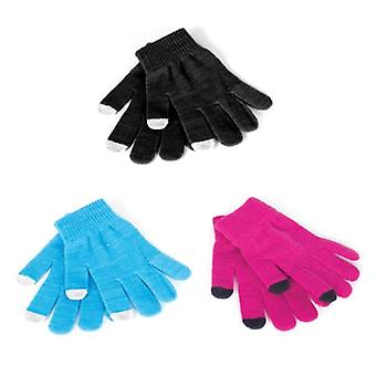 Active Living Touch Screen Gloves Assorted