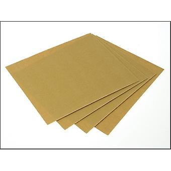 GLASSPAPER SHEETS 230 X 280MM COARSE (PACK OF 5)