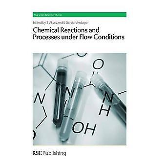 Chemische reacties en processen onder stromingscondities door Luis & Santiago V