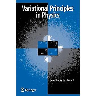 Variationsmetoder principer i fysik av Basdevant & JeanLouis