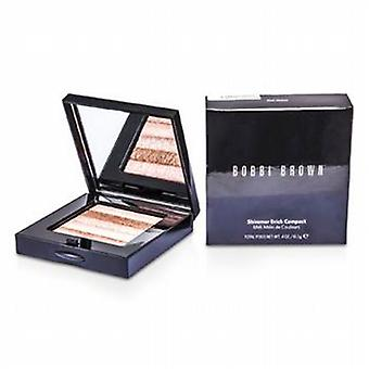 Bobbi Brown Shimmer Brick Compact - # Rosa Quarz - 10.3g/0.4oz
