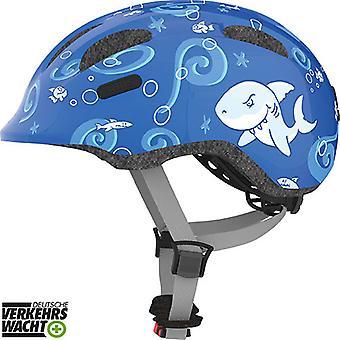 Abus Smiley 2.0 Kinder-Fahrradhelm // blue sharky