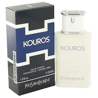 KOUROS av Yves Saint Laurent Eau De Toilette Spray 1,6 oz/50 ml (menn)
