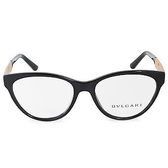 Bvlgari BV4154B 501 52 Divas' Dream Cat Eye Eyeglasses Frames
