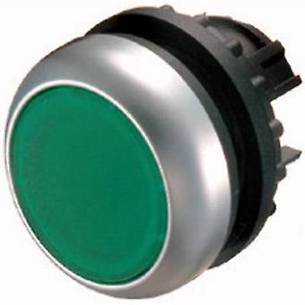Pushbutton Green Eaton M22-DL-G 1 pc(s)