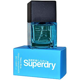 SUPERDRY Neon Blue Eau de Toilette Spray 25ml