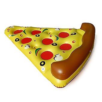 Badematratze, Pizza
