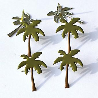 Eyelet Outlet Brads Palm Tree 2 Qbrd 54A