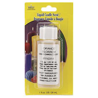 Liquid Candle Scent 1 Ounce Bottle Orange Blossom 110300 314