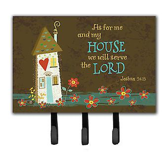 As For Me And My House Leash or Key Holder VHA3005TH68