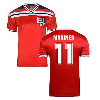 Score Draw Angleterre World Cup 1982 maillot (Mariner 11)