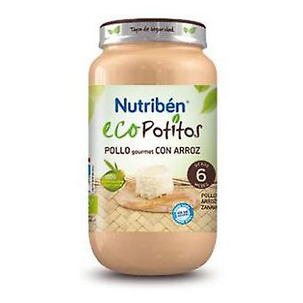 Nutribén Gourmet Chicken With Rice 250 Gr