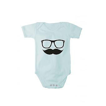 T-shirt with print baby Bodysuit short sleeve with print hipster