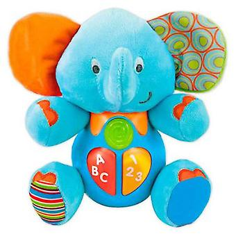 Tachan Timber Elephant Musical Sing And Learn With Me