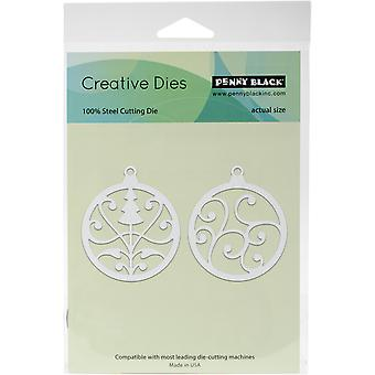 Penny Black Creative Dies-Baubles 51256
