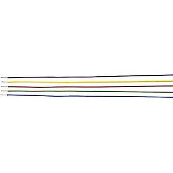 Strand LiYv 1 x 0.75 mm² Yellow Helukabel 26461 Sold per metre