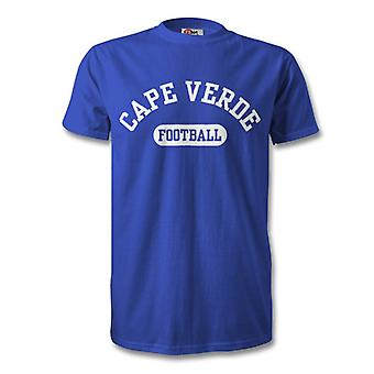 Cape Verde Islands Football T-Shirt