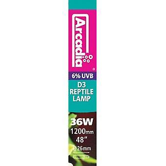 D3 Krybdyr T8 lampe 36w120cm (48