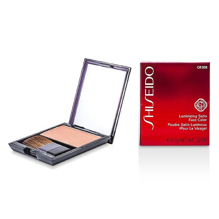 Shiseido Luminizing rostro Satén Color - # OR308 estrellas 6.5g/0.22oz