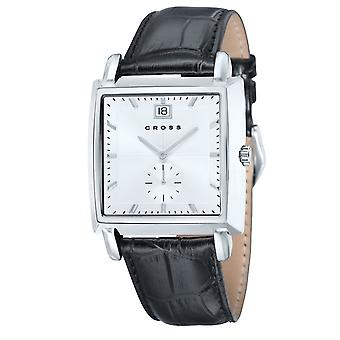 CROSS men's stainless steel wrist watch - Harrington