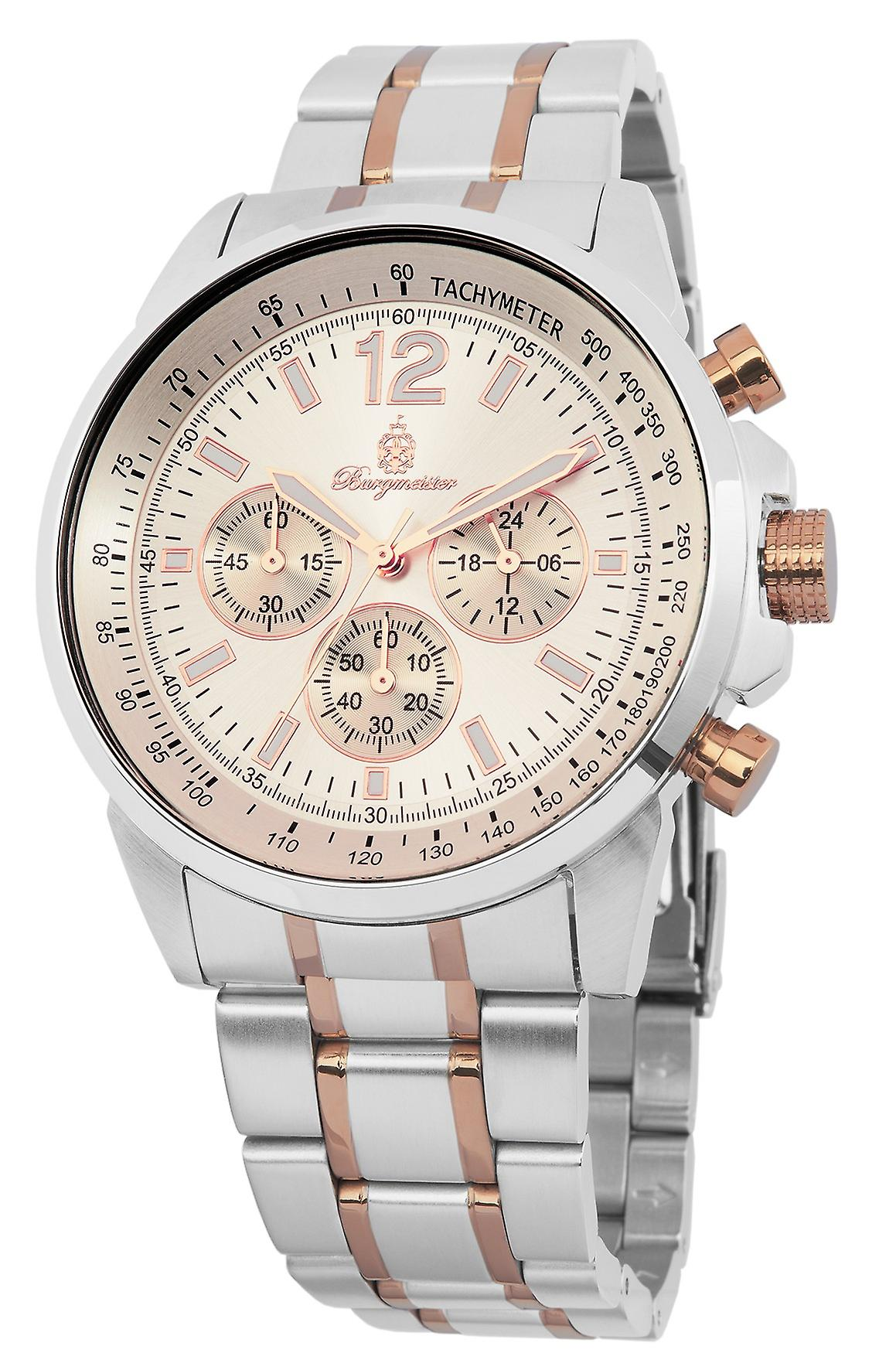 Burgmeister Gents Chronograph Washington BM608-967