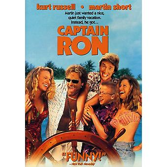 Captain Ron [DVD] USA import