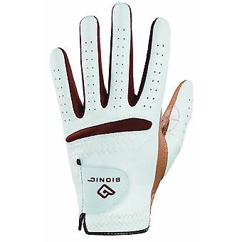 Bionic Women's RelaxGrip Caramel Palm Right Handed Golf Glove