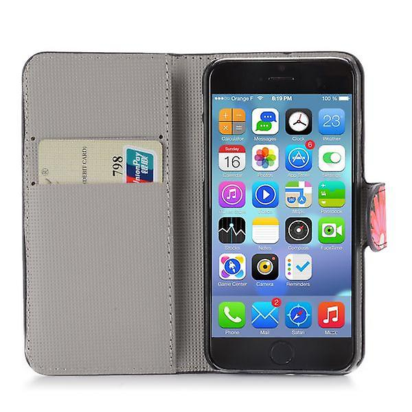 Wallet bag pattern 8 for Apple iPhone 6 4.7
