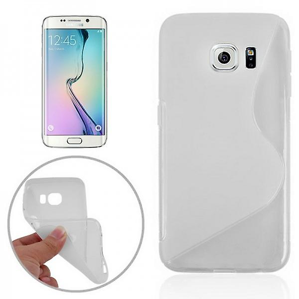 Silicone Case S-Line Transparent Samsung Galaxy S6 Edge G925 G925F