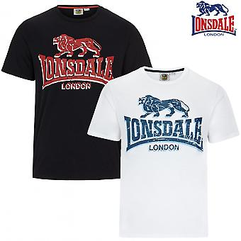 Lonsdale T-Shirt steen