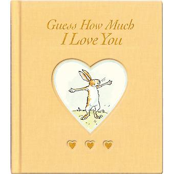 Guess How Much I Love You (Hardcover) by McBratney Sam Jeram Anita