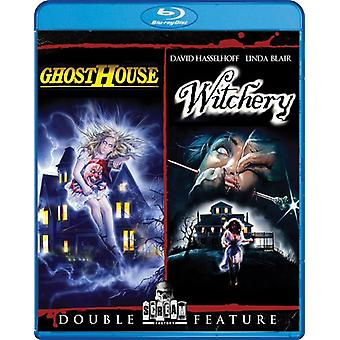 Ghosthouse / Witchery [BLU-RAY] USA import