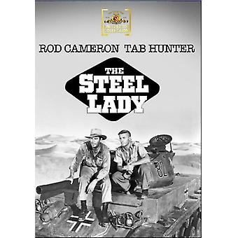 Steel Lady [DVD] USA import