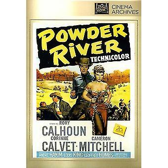 Powder River [DVD] USA import
