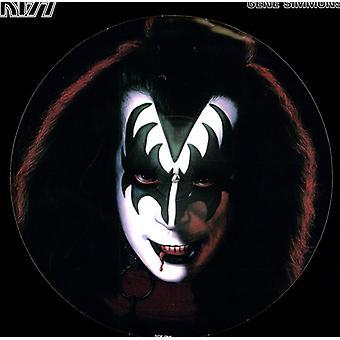 Kys - Gene Simmons [Vinyl] USA importerer