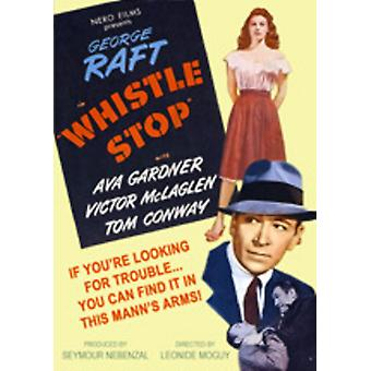 Whistle Stop [DVD] USA import
