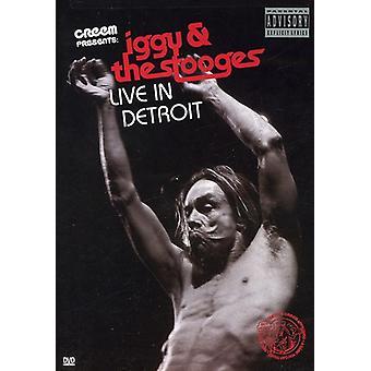 Iggy & Stooges - Live i Detroit 2003 [DVD] USA import