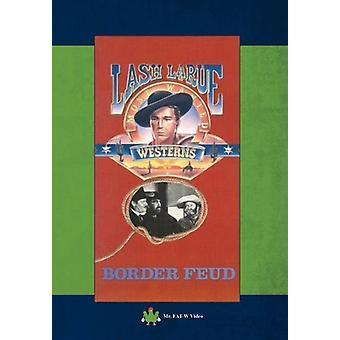 Importazione USA confine Feud [DVD]