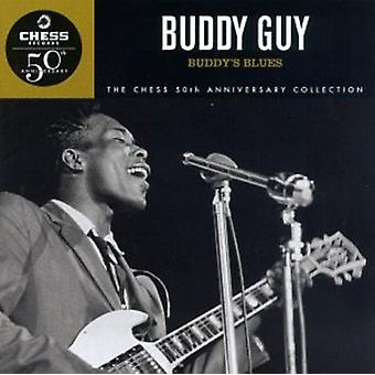 Buddy Guy - Buddy's Blues [CD] USA importerer