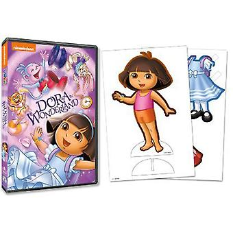 Dora Explorer - Dora i Eventyrland [DVD] USA import