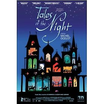 Tales of the Night [DVD] USA import