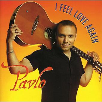 Pavlo - I Feel Love Again [CD] USA import