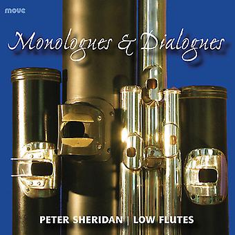 Byrne/Edwards/Taggart - monologer & dialoger [CD] USA import