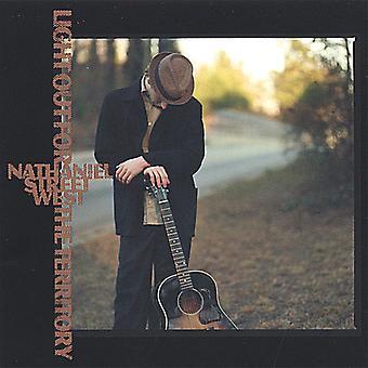 Nathaniel Street-West - licht uit voor het grondgebied [CD] USA import